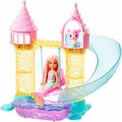 """Набор Barbie """"Замок русалочек Челси"""" серии Дримтопия"""
