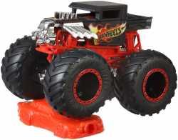 """Базовая машинка-внедорожник 1:64 серии """"Monster Trucks"""" Hot Wheels (в асс.)"""