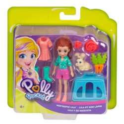 Кукла Лила с любимцем Polly Pocket