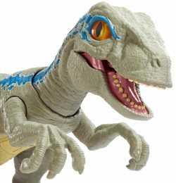 """Интерактивная фигурка-динозавр """"Детёныш Блю"""" из фильма """"Мир Юрского периода"""""""