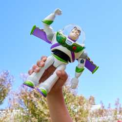 """Интерактивный герой Базз со звуковыми эффектами из м/ф """"История игрушек 4"""""""