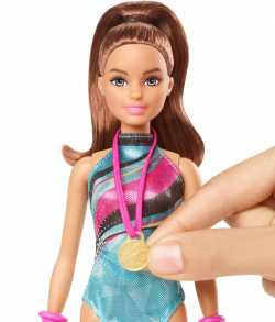 """Игровой набор """"Художественная гимнастика"""" Barbie"""
