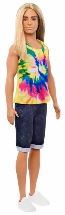 """Кукла Кен """"Модник"""" с длинными волосами Barbie"""