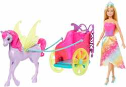"""Набор """"Сказочная колесница"""" Barbie"""
