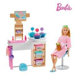 """Игровой набор """"СПА уход за кожей"""" Barbie"""