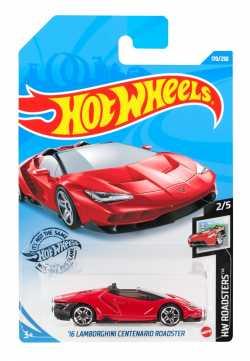 Базовая машинка Hot Wheels (в асс.)