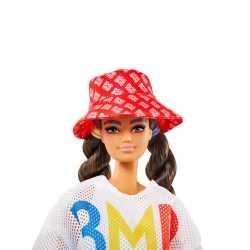 """Коллекционная кукла """"BMR 1959"""" в футболке в сетку и шотландских штанах Barbie"""