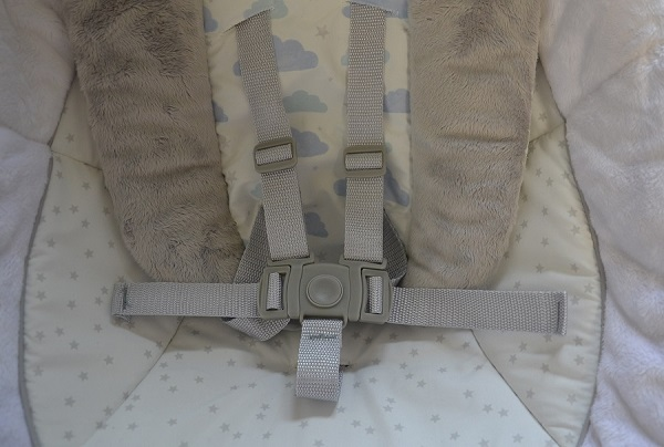 Ремень безопасности Graco Baby Oasis Swing with Soothe Surround Technology